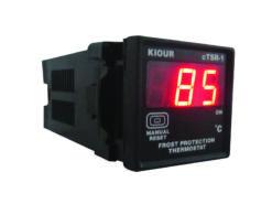 Ηλεκτρονικός θερμοστάτης ασφαλείας CTSR-1S