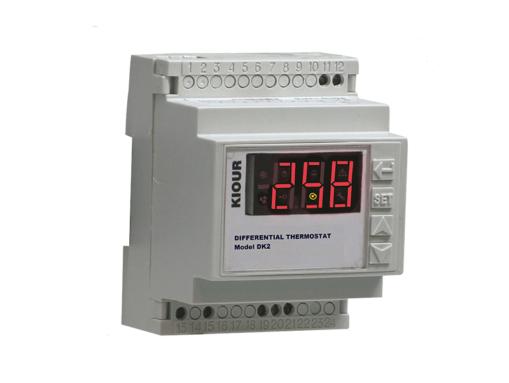 Ηλεκτρονικός διαφορικός θερμοστάτης