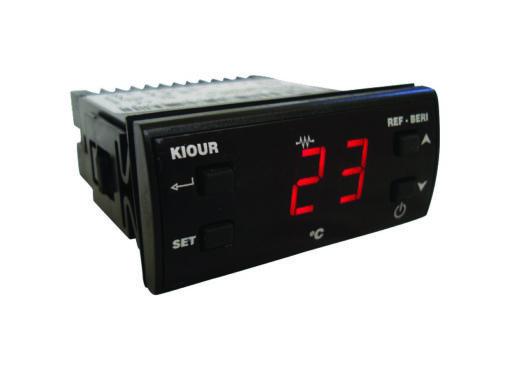 Ηλεκτρονικός θερμοστάτης θέρμανσης BERI-SM