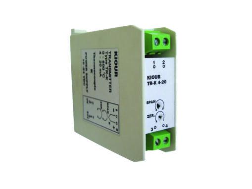 TRANSMITTER TR-K 4-20mA