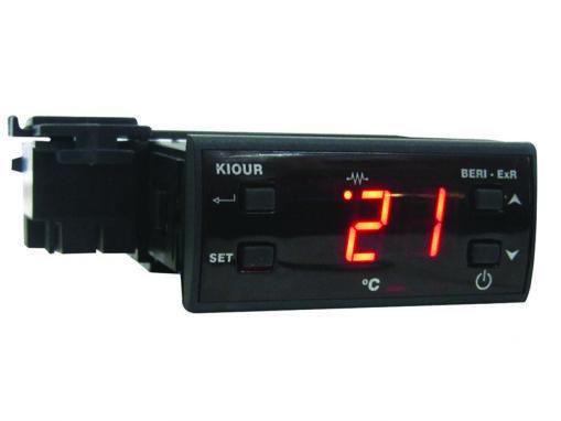 Heating temperature controller