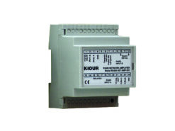 Rail network signal amplifier RS485