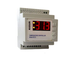 COOLING-HEATING CONTROLLER FOR RAIL RCT2 230VAC